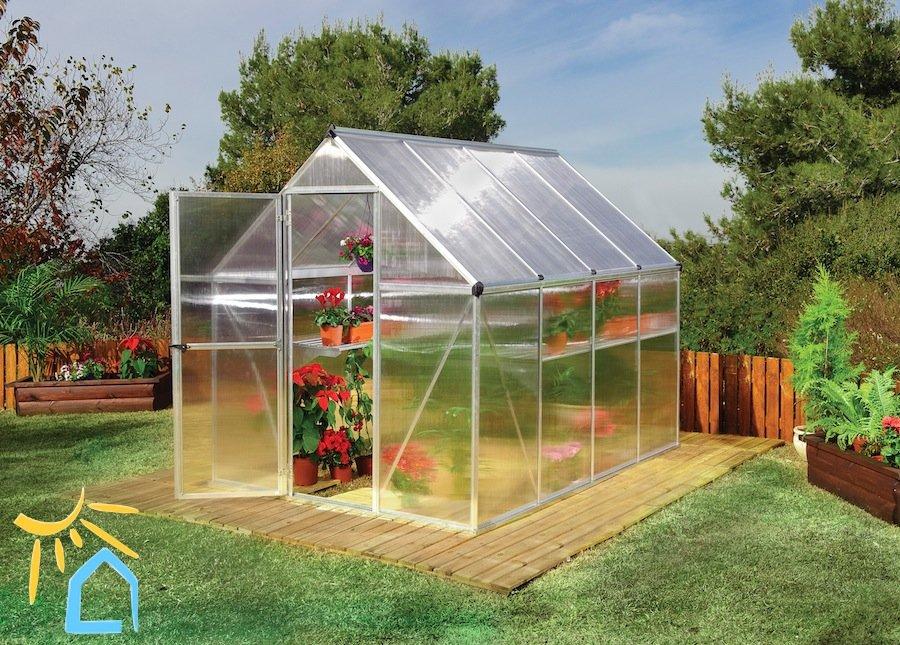 Přivítejte novou sezónu s novým skleníkem