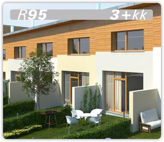 Hledáte pěkné bydlení v zeleni a přitom v blízkosti Prahy?
