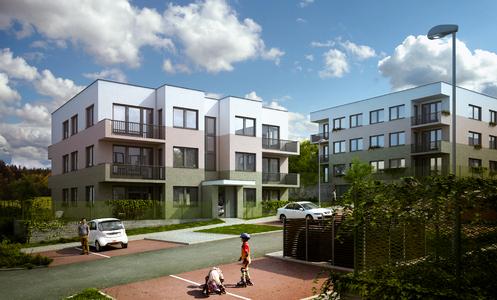 Proč jsou nové byty v Praze stále populární?