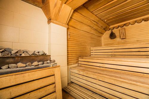 Saunu by doma chtěl mít každý